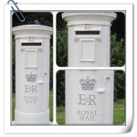Wedding Pillar Box Hire
