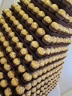 Fererro Rocher Tower