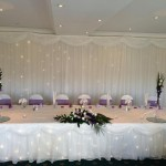 Starlight Backdrop Hire